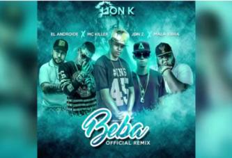 Lion K – Beba Remix ft. Jon Z ✖ Mc Killer ✖ El Androide ✖ Mr. Mala Vibra