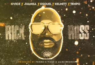 DVICE ft JUANKA , TEMPO , KELMITT , OSQUEL – ¨RICK ROSS¨ [VIDEOS LYRICS]