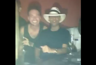 Arcangel y J Balvin montan el party en Cartagena
