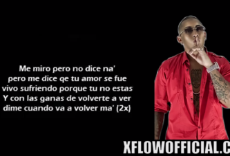 No Dice Na Remix Video Lyric – Nengo Flow ft Nicky Jam & Kendo Kaponi