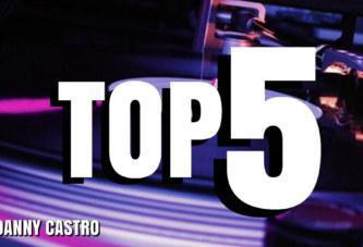 Los top 5 de la Semana