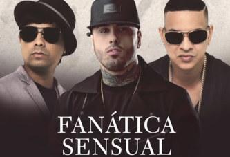 2015 : Plan B Feat Nicky Jam – Fanatica Sensual REMIX