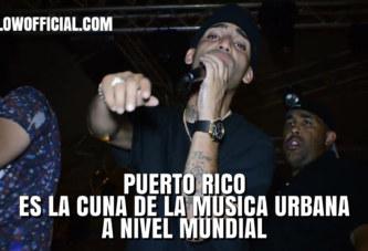 Arcangel : El Reggaeton describe lo que la Sociedad ha Enseñado al Cantante