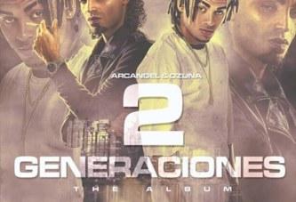"Arcangel X Ozuna presentan ""2 Generaciones"" [The Album]"