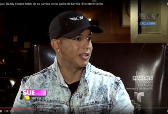Daddy Yankee entrevista 2016