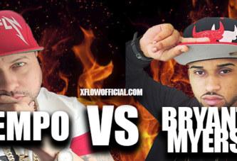 Tempo VS Bryant Myers