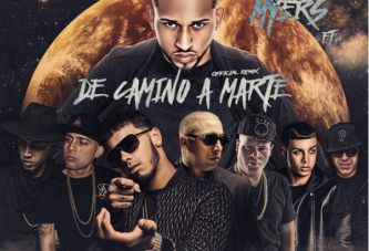 Bryant Myers Ft Anuel AA, Ñengo Flow, Almighty, Yomo, Noriel, Juanka, Brytiago — De Camino A Marte [Official Remix]