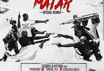 Kendo Kaponi Ft Farruko, Anuel AA, Cosculluela, Ozuna, Noriel, Juanka — Me Quieren Matar [Official Remix]