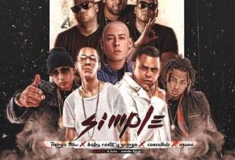 Ñengo Flow Ft Baby Rasta y Gringo, Cosculluela, Ozuna — Simple (Prod By Dj Luian & Los Mambo Kingz)