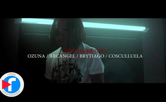 Me Ama Me Odia – Ozuna x Arcángel x Cosculluela x Brytiago | Video Official