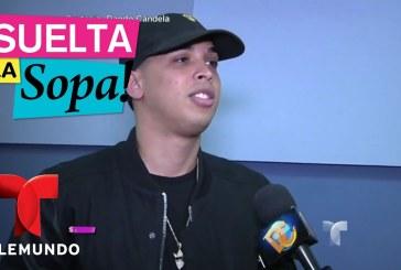 Noriel 'Suelta La Sopa' sobre la polémica del tema de '4 Babys' junto a Maluma