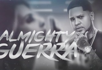 ALMIGHTY – GUERRA [OFFICIAL LYRIC VIDEO]
