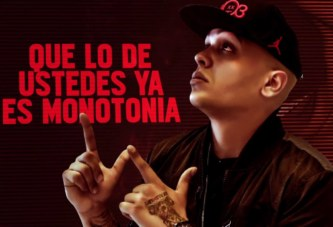 DARELL – NO ME DICES NA FT FARRUKO [LYRIC VIDEO]