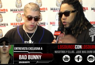 Entrevista Exclusiva Con Bad Bunny