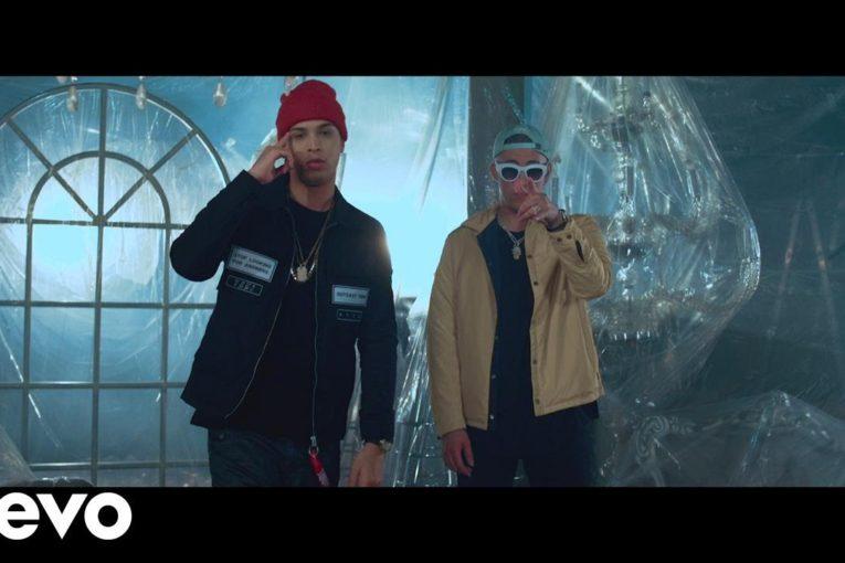 Noriel Feat Bad Bunny, Almighty – Amigos y Enemigos (Official Video)