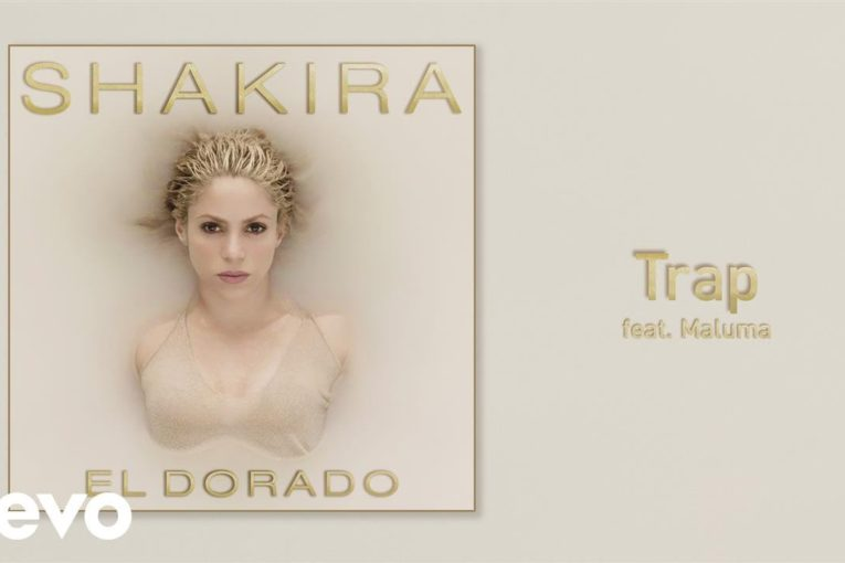 SHAKIRA ft MALUMA –  TRAP (AUDIO)