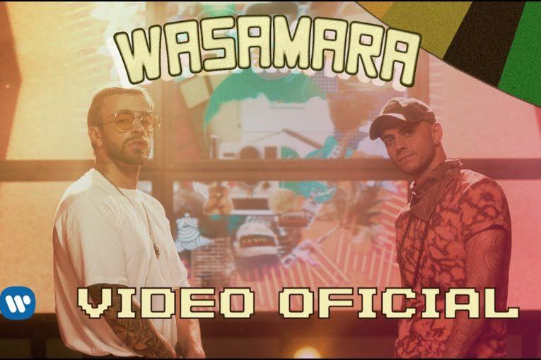 SIE7E ft FEID – WASAMARA (VIDEOFICIAL)