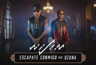 WISIN ft OZUNA – ESCÁPATE CONMIGO (AUDIO OFICIAL)