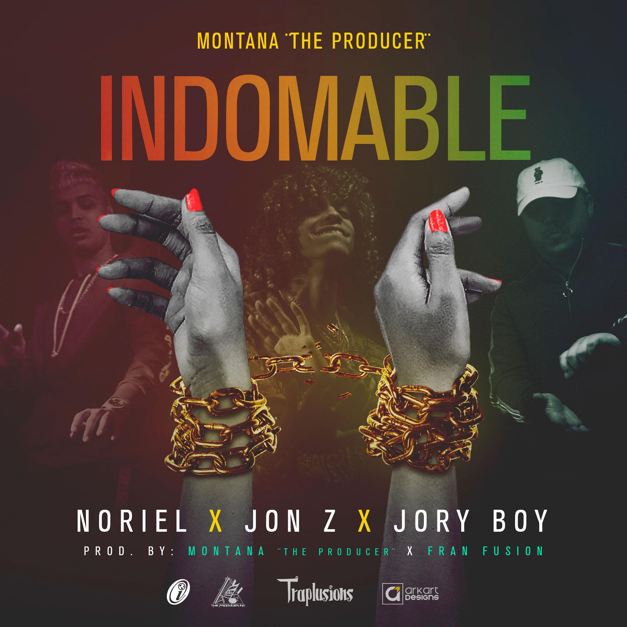 NORIEL x JON Z x JORY BOY – INDOMABLE (OFFICIAL VIDEO)