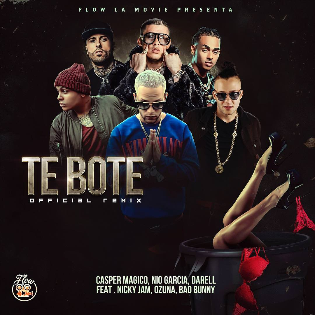 Image result for te bote remix